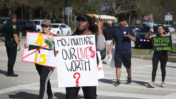 Who's Killing Us? Marjory Stoneman Douglas High School, Parkland