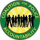 Coalition for Police Accountability Logo